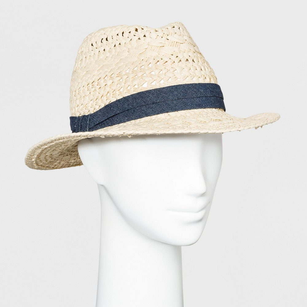 Women's Panama Hat - Universal Thread White