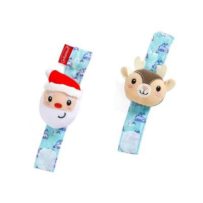 Infantino Go gaga! Holiday Wrist Rattles