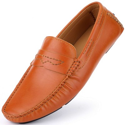 Mio Marino Slip-On Tread Casual Loafers