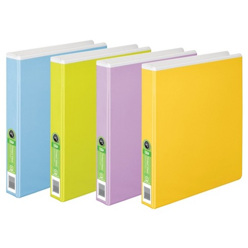 "Mead 1"" Tinted View Ring Binder - image 1 of 13"