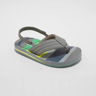 Toddler Ash Flip Flop Sandals - Cat & Jack™