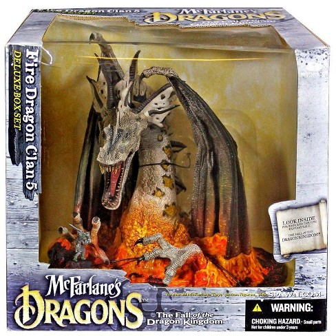 McFarlane Toys Dragons Series 5 Fire Dragon Clan 5 Action Figure - image 1 of 1