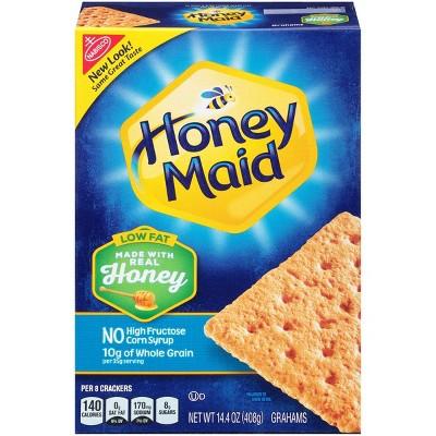 Honey Maid Low Fat Graham Crackers - 14.4oz