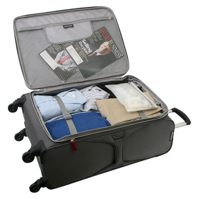 'SWISSGEAR Checklite 24.5'' Suitcase - Charcoal, Grey'