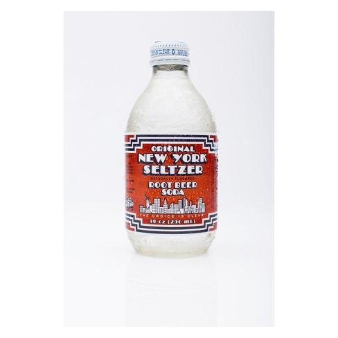 Original New York Seltzer Root Beer - 10 fl oz Glass Bottle - image 1 of 1