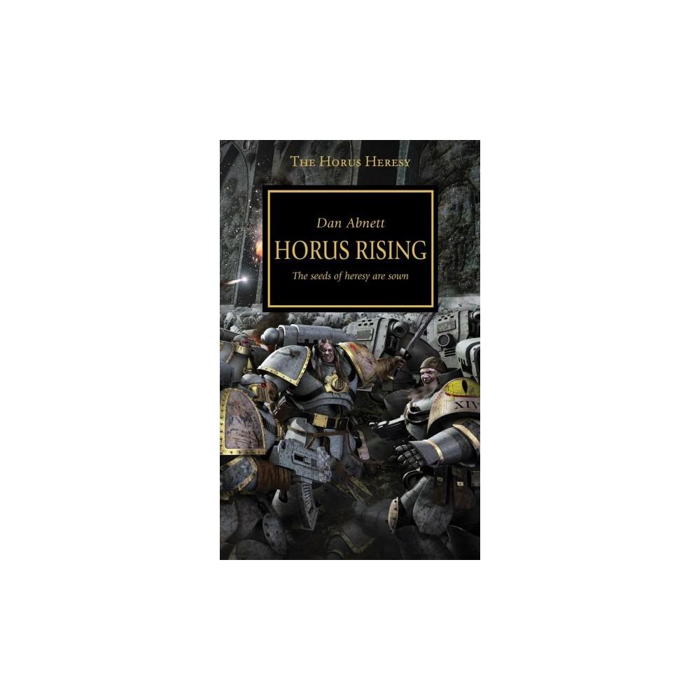 Horus Rising - (Horus Heresy) by Dan Abnett (Paperback)
