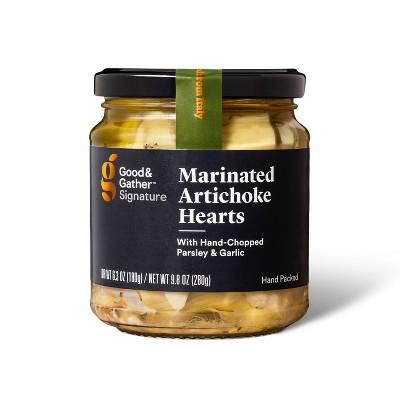Signature Marinated Artichokes - 9.8oz - Good & Gather™
