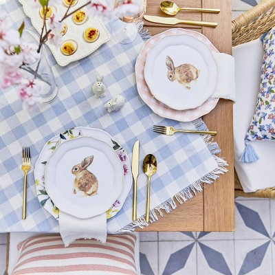 Easter Table Decorations Styled by Emily Henderson