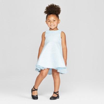 Toddler Girls' Brocade A-Line Dress - Genuine Kids® from OshKosh Blue 18M