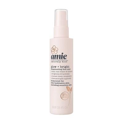 Amie Glow & Bright Illuminating Face Mist - 3.3 fl oz