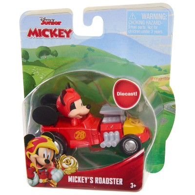 Disney Mickey Mouse Die Cast Vehicle - Mickey's Roadster