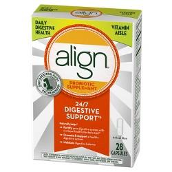 Align Probiotic Supplement Capsules - 28ct