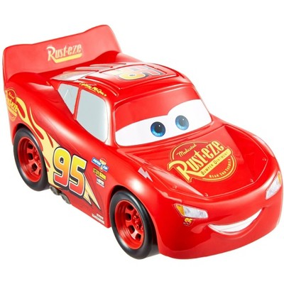 Disney Pixar Cars Track Talkers Lightning McQueen Vehicle