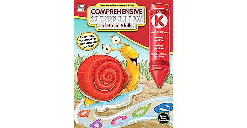 Comprehensive Curriculum of Basic Skills, Grade Pk (Paperback) - image 1 of 1