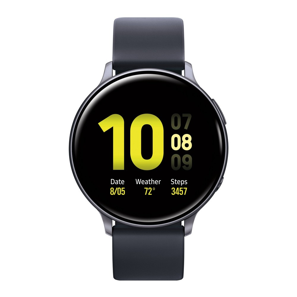Samsung Galaxy Watch Active2 - 44mm Aqua Black, Blue Black