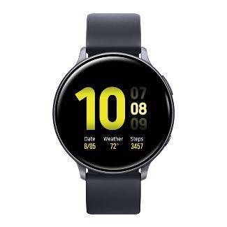 Samsung Galaxy Watch Active2 - 44mm Aqua Black