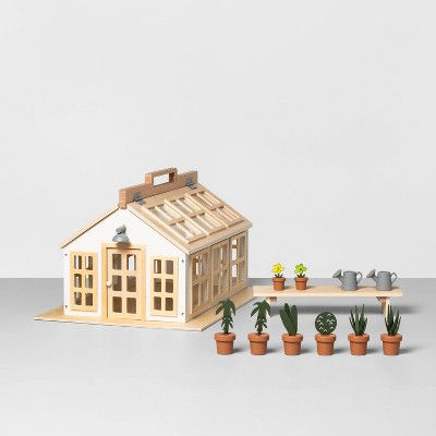 Wooden Toy Greenhouse   Hearth & Hand™ With Magnolia by Hearth & Hand With Magnolia