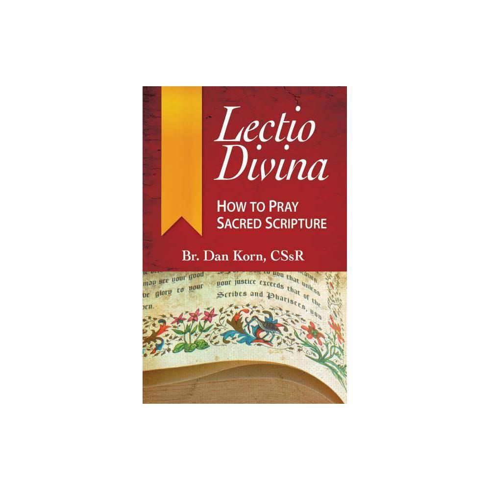 Lectio Divina By Daniel Korn Paperback