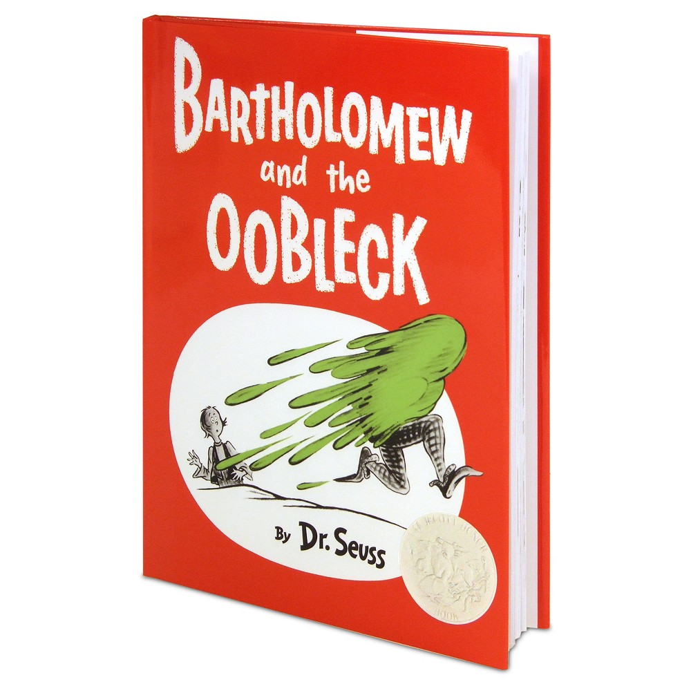 Bartholomew and the Oobleck (Hardcover) (Dr. Seuss)