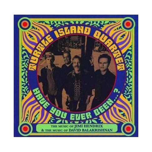 Turtle Island String Quartet - Have You Ever Been... (CD) - image 1 of 1