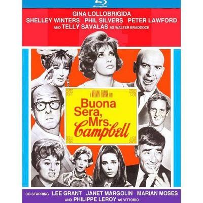 Buona Sera, Mrs. Campbell (Blu-ray)(2015)