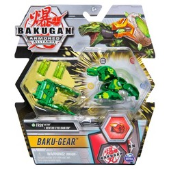 """Bakugan Ultra Trox with Transforming Baku-Gear Armored Alliance Collectible Action Figure 3"""""""