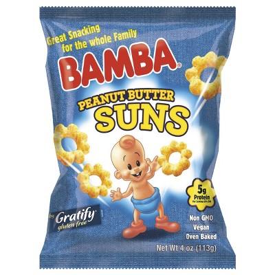 Bamba Peanut Butter Puffs - 4oz