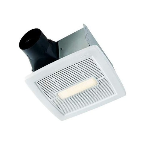 NuTone AEN80BL InVent Series 80 CFM 1.5 Sone Ceiling Mounted HVI Certified Bath Fan - image 1 of 1