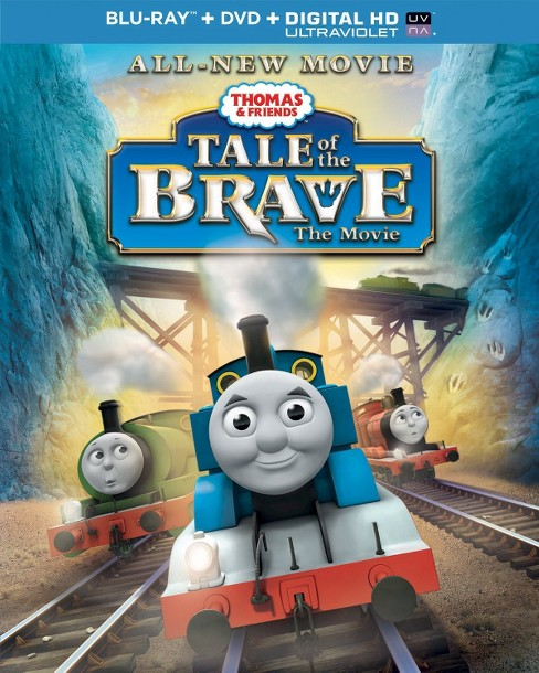 Thomas & Friends: Tale of the Brave - The Movie (Blu-ray) - image 1 of 1