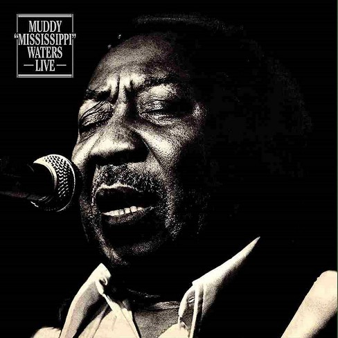 Waters  Muddy - Muddy Mississippi Waters Live (180 Gram (Vinyl) - image 1 of 1