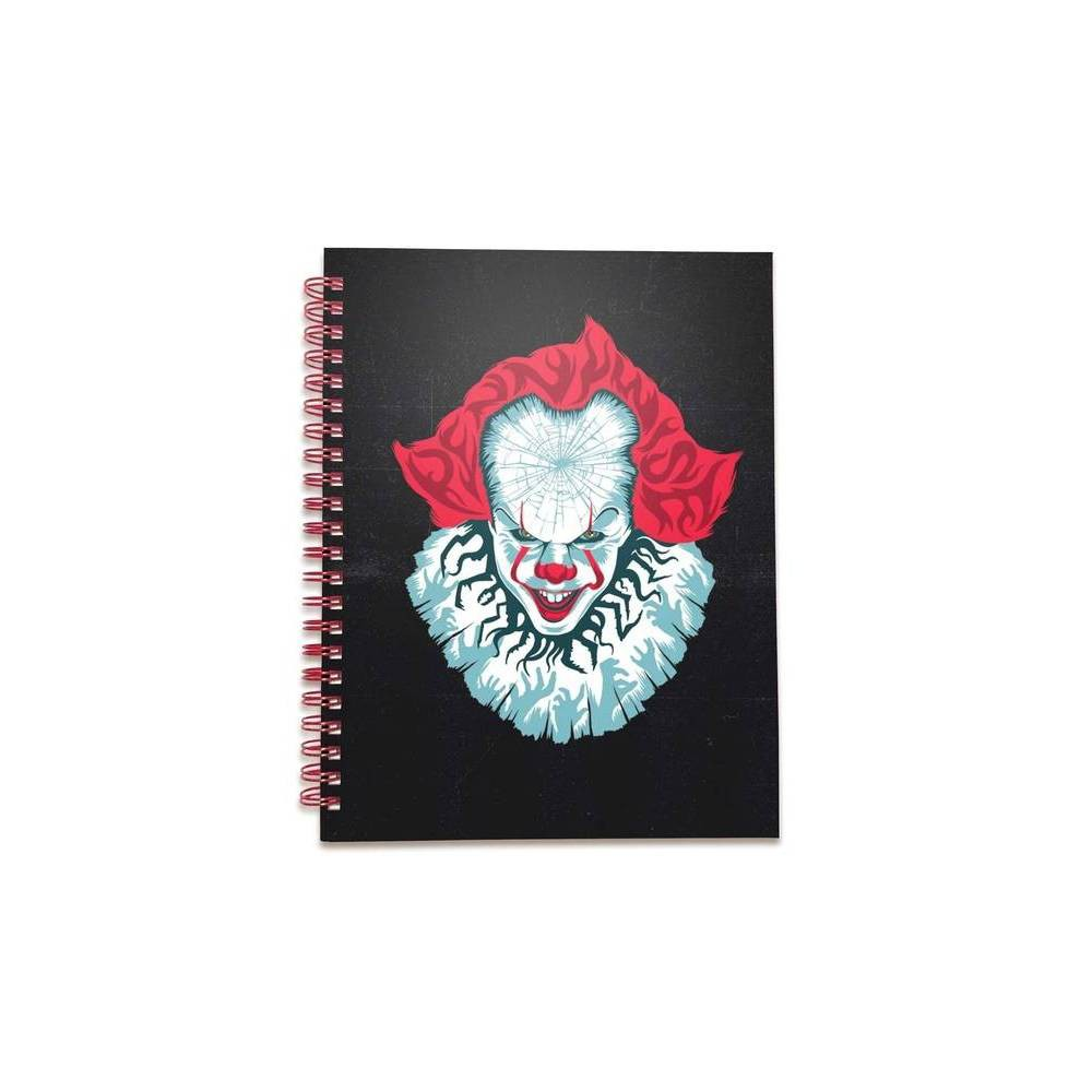 It Chapter 2 Spiral Notebook 80 S Classics By Insight Editions Hardcover