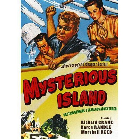 Mysterious Island (DVD) - image 1 of 1