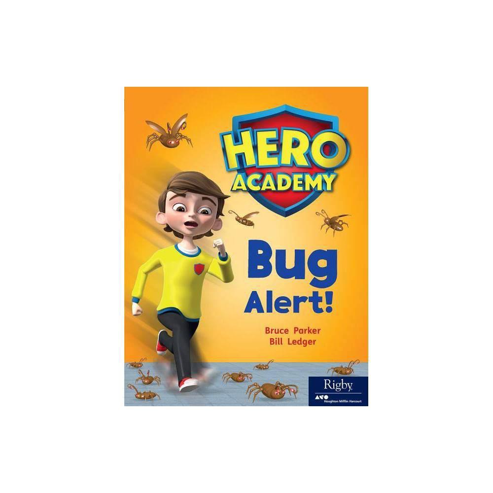 Bug Alert Hero Academy Paperback