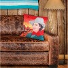 """Accoutrements Cowgirl 18""""X 18"""" Pillow Cover - image 3 of 3"""