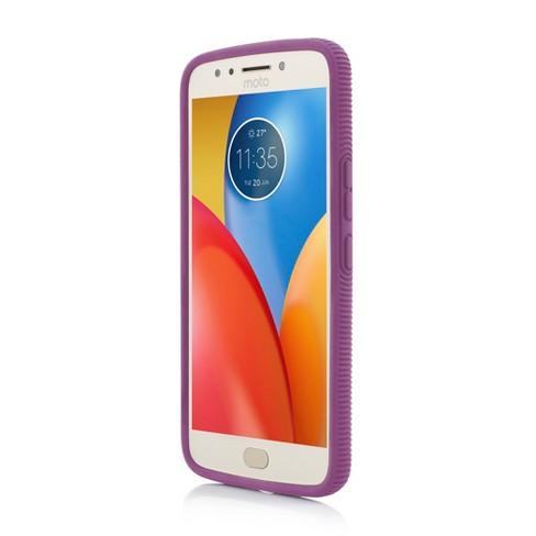 new product e4bbe 23b7f Incipio Octane for Motorola Moto E4 Plus Owens - Plum