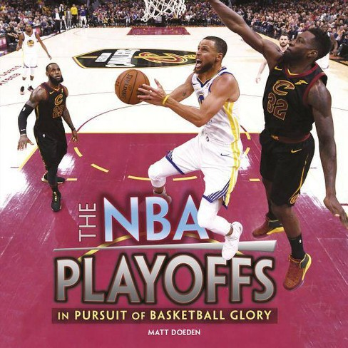 The NBA Playoffs - (Spectacular Sports) by  Matt Doeden (Hardcover) - image 1 of 1