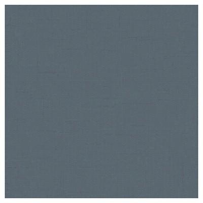 Tempaper Burlap Removable Wallpaper Blue