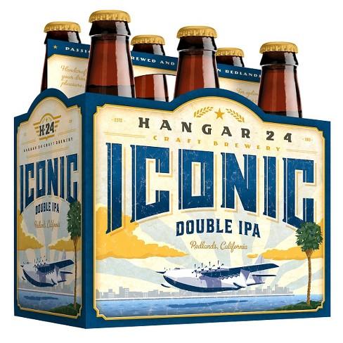 Hangar 24 Iconic DIPA - 6pk/12 fl oz Bottles - image 1 of 1