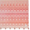 "Ivory Ella 50""x60"" Tessie Ultra Soft Throw Blanket Coral - image 3 of 4"