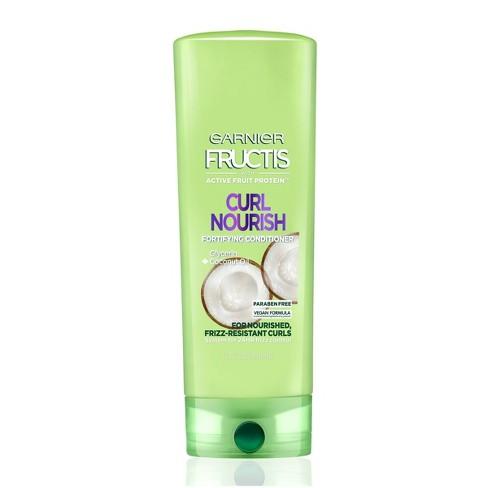 Garnier Fructis Curl Nourish Conditioner - 12 fl oz - image 1 of 4