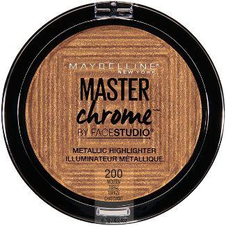 Maybelline Facestudio Master Chrome Metallic Highlighter 200 Molten Topaz - 0.24oz