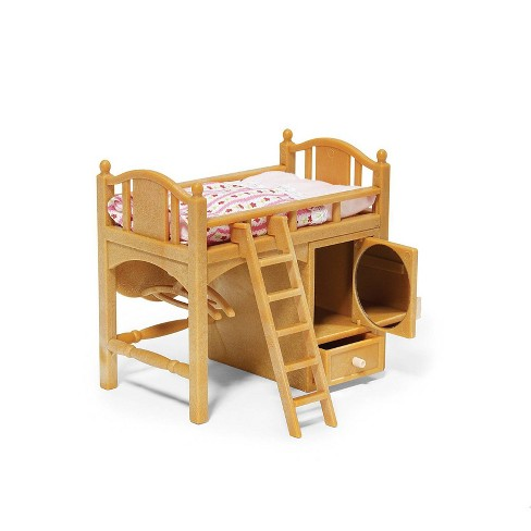Calico Critters Sister's Loft Bed - image 1 of 4