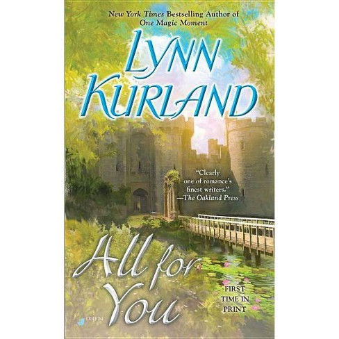 All for You - (De Piaget Family) by  Lynn Kurland (Paperback) - image 1 of 1