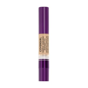 COVERGIRL Simply Ageless Instant Fix Advanced Concealer 340 Beige - 0.12oz