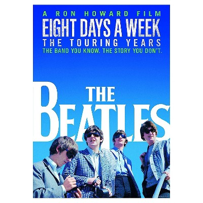 The Beatles Eight Days A Week - The Touring Years (Blu-ray)