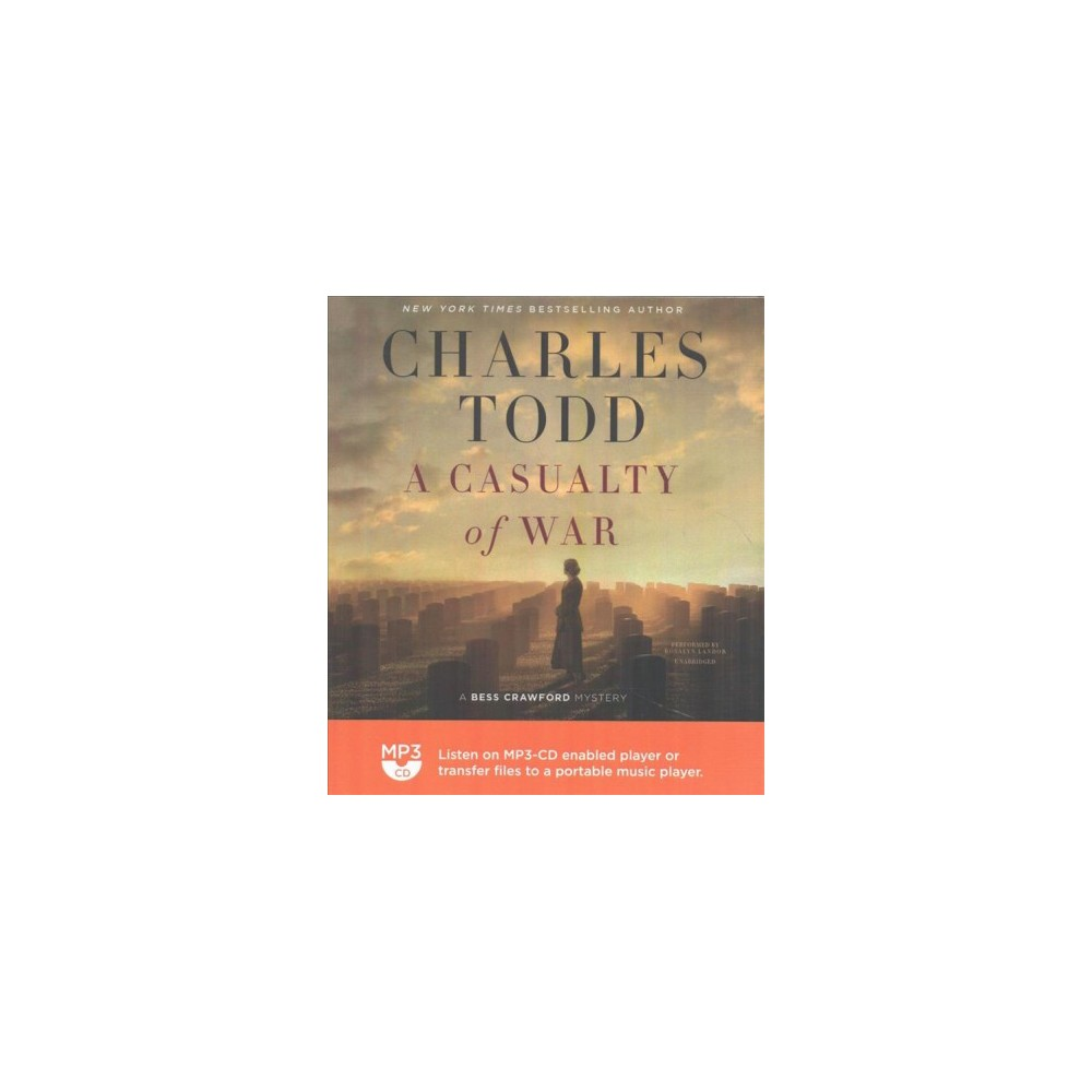 Casualty of War (MP3-CD) (Charles Todd)