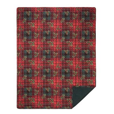 """C&F Home Nicholas Plaid 48"""" x 60"""" Throw Blanket"""