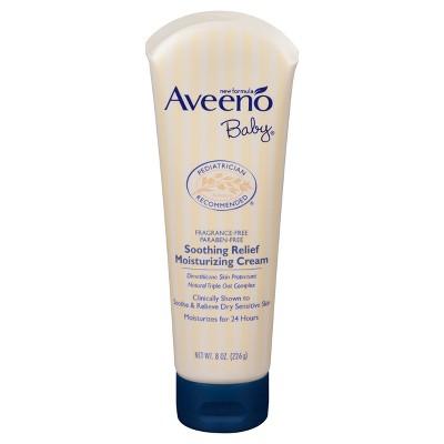 Aveeno Baby Soothing Relief Moisture Cream - 8 oz.