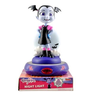 Disney Vampirina Nightlight Black