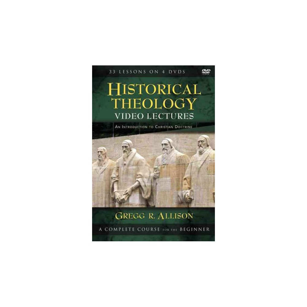 Historical Theology Video Lectures : An Introduction to Christian Doctrine (Hardcover) (Gregg R.